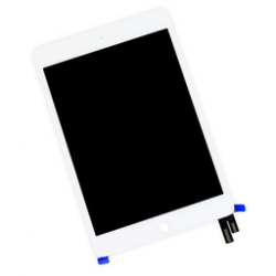 DISPLAY LCD + Digitalizzatore Touch Screen Bianco iPad Mini 4