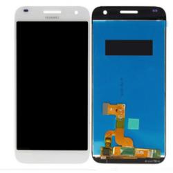 Display LCD con Touch e vetrino Bianco G760-L01&L03 G7-L01