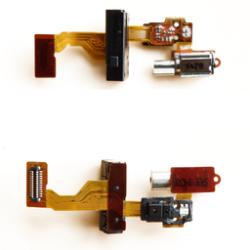 Flex con Connettore Audio, Vibrazione e sensore prossimità
