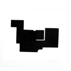 Dissipatore flessibile in grafite ad alta conducibilità per scheda logica