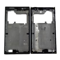 Cornice/frame di supporto per display senza componenti colore nero