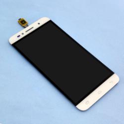 Display completo colore bianco (pannello LCD e touch screen)