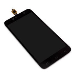 Display completo colore nero (pannello LCD e touch screen)
