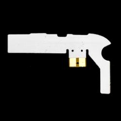 Antenna Wi-Fi/Wireless, Bluetooth, GPS (3 in 1) colore bianco