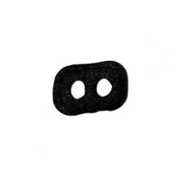 Guarnizione di protezione in gomma per il sensore di prossimità