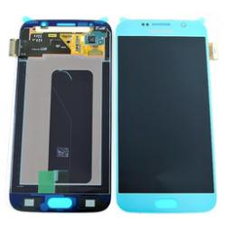 Display completo (LCD+touch) di colore azzurro