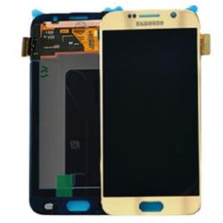 Display completo (LCD+touch) di colore oro