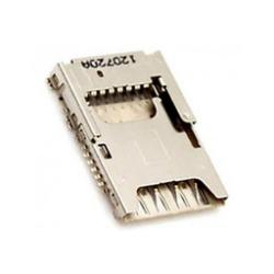 Slot SIM card e micro SD da saldare