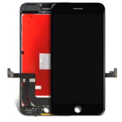 Display completo (TP+LCD) di colore nero compatibile AAA