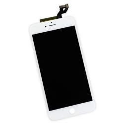 Display completo di touch Bianco (A++) --LCD interno Lg o Sharp-- iPhone 6S+