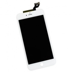 Display completo di touch Bianco (A+) --LCD interno Lg o Sharp-- iPhone 6S+