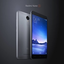 Xiaomi Redmi Note 3 PRO 2 + 16GB Dark Grey Snapdragon 650 VERSIONE ITALIA