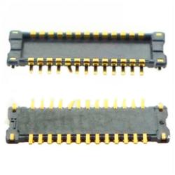 Connettore LCD sulla scheda LCD