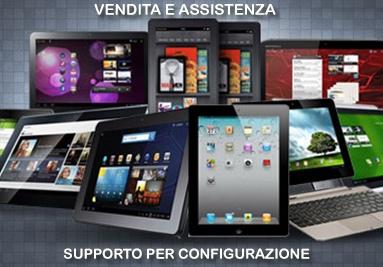 Tablet di ogni marca: vendita, assistenza, riparazione, configurazione
